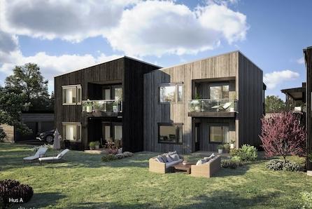 Maura, Nannestad // Nye leiligheter 1-3 soverom - garasje - høy standard - forkjøpsrett Usbl medlemmer 12.oktober kl.10