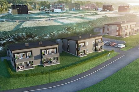 Moderne leiligheter | 2-3 soverom | Vi hjelper deg med Husbanklån!