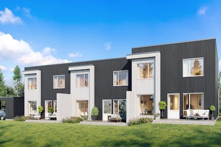 Gjerdrum- Nå kan du sikre deg en av disse familievennlige boligene i et etablert boligområde!