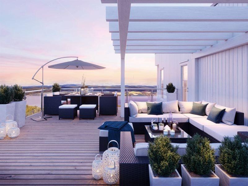 Unik mulighet på Røyse - Moderne enebolig på ca 1,7 mål og solrik tomt i naturskjønne omgivelser, 4 soverom og 2 stuer.